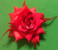 Red Rosered rose Bridal wedding Wedding rose red by msformaldehyde, $15.00