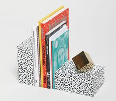 * Bacterio bookends