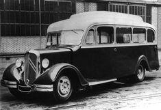 1934 Citroën Type 29 bus