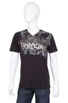 Camiseta- DKNY- Preta