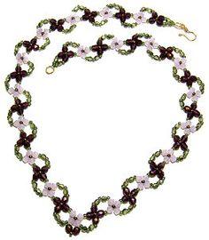 Sweet Summer Flower Necklace
