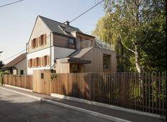 House W on Architizer