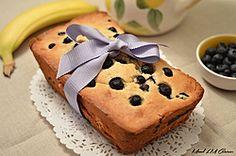 Pain aux bananes et aux bleuets Pancakes, Breakfast, Food, Blueberry, Snacks, Recipe, Kitchens, Morning Coffee, Essen