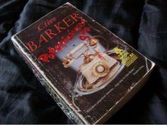 CLIVE BARKER - ''POTĘPIEŃCZA GRA'' ROK WYDANIA 1992