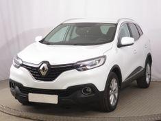 Renault Kadjar 1.2 TCe 2016 · navigace