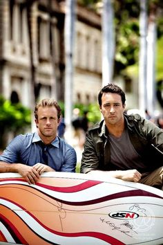 Steve and Danny love both of them, reason why I love watching Hawaii 5.0