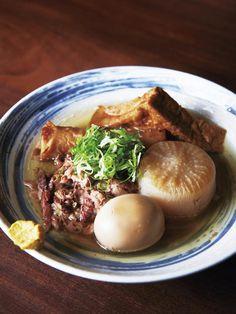 Oden, Japanese stew