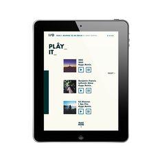 I/O Magazine on Behance