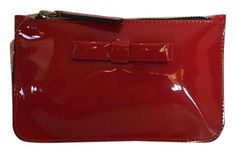 Marni Nwt Patent Leather Pouch RED Clutch. Get the trendiest Clutch of the…