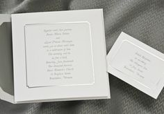 Wedding Invitations by Annie's Invitation Express