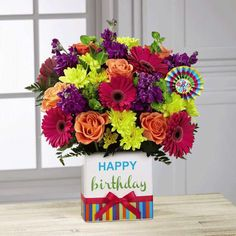 Birthday Brights Bouquet Extra Large