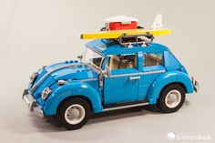New LEGO 10252 Volkswagen Beetle is totally radical, man! [Review]