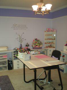 My Scrapbook Room! - Scrapbook.com