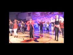 60-Year-Old Dance Teacher Surprises Students With Insane 'Uptown Funk' Performance | TIME