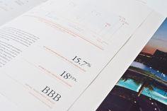 Annual Report 2012 MAA by kile brekke, via Behance