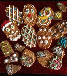 Feeling festive with Jules Destrooper biscuits 6