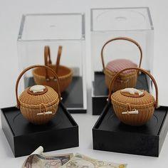 2017. Miniature Basket ♡ ♡  By Keiko T.