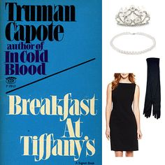 Halloween costume idea: Holly Golightly