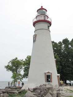 ✮ Marblehead Lighthouse, Marblehead, Ohio