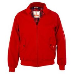 G9 Red Harrington Jacket.