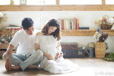 一緒に*マタニティフォト | *elle pupa blog*