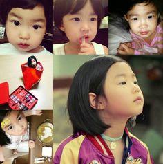 Lee Haru - Tablo Daddy's So Cool  --- #leeharu #tablo #epikhigh #kanghyejung #epikhightablo #daddy Lee Haru, Superman Kids, Daddy, Drama, Korean, Kpop, Foods, Cool Stuff, Outfit
