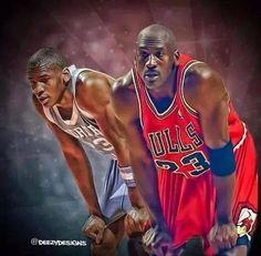 Jordan UNC/Bulls #23