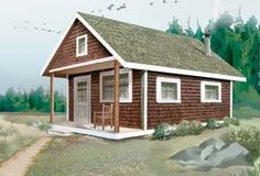 Build This Cozy Cabin For Under $4000 | TheSurvivalPlaceBlog