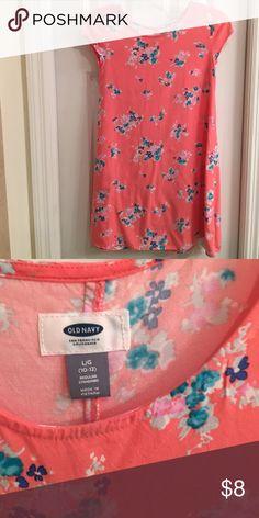 e86953ea47 Old Navy Girls Dress Size L(10-12)