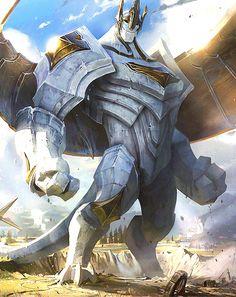 Galio - The Colossus