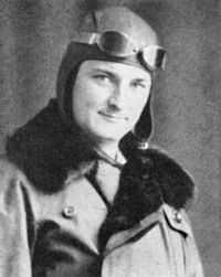 Gunnery Sergeant Robert Robinson - Although seriously wounded during aerial action over Belgium, he continued to fight and drove off attacking enemy scout planes before two additional bullet wounds forced his collapse. Shot 13 times in the abdomen, chest, and legs, and with his left arm virtually blown off at the elbow, helped bring the plane down in Belgian Territory.