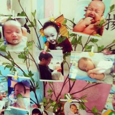 Hanbin's 1st birthday