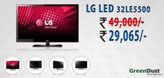With an Advanced LCD Panel and Infinite Sound features, make your festive fete boom!! Grab BIG action. BIGGER savings!