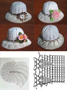 Best 11 Corner to Corner Crochet for Beginners Cowboy Crochet, Crochet Cap, Crochet Buttons, Filet Crochet, Crochet Hooded Scarf, Crochet Beanie, Knitted Hats, Baby Girl Crochet, Crochet For Kids