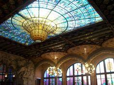 Palau Música Catalana, Barcelona
