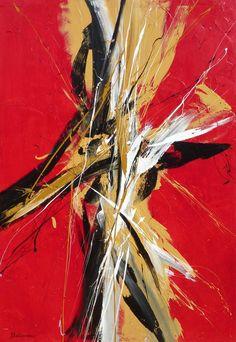 """Saatchi Art Artist Pierre Bellemare; Painting, """"Dancing"""" #art"""