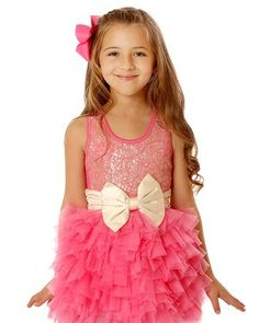 Ooh! La, La! Couture WOW Candy Pink Dream Dress *Preorder*