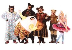 Shrek the Musical Broadway - Tim Hatley: Scenic and Costume design