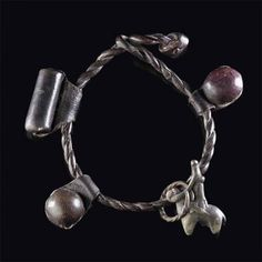 Kotoko Equestrian bracelet ( the Kotoko of Cameroon and Chad)