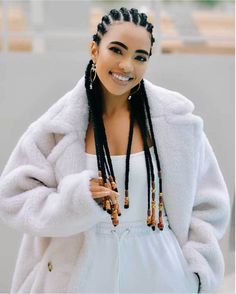 Photos of Beautiful African Women – Africavarsities African Braids Hairstyles Pictures, Black Girl Braids, Braided Hairstyles For Black Women, Braids For Black Hair, African American Hairstyles, Box Braids Hairstyles, Girl Hairstyles, Amazing Hairstyles, Beautiful African Women