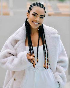 Photos of Beautiful African Women – Africavarsities Braided Cornrow Hairstyles, African Braids Hairstyles Pictures, Black Girl Braids, Braided Hairstyles For Black Women, Braids For Black Women, Braids For Black Hair, Box Braids Hairstyles, Girl Hairstyles, Amazing Hairstyles