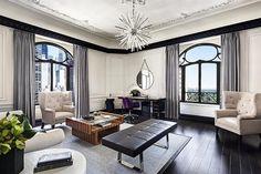 The St. Regis New York, Bentley Suite Living Room