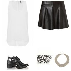 Summer Chic Outfit - #Supertrash #VeroModa #Pieces - Clooy.nl