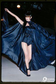 Fashion show Thierry Mugler   Sayoko Yamaguchi
