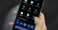 Android Qs dark mode is darker than the Battle of Winterfell The Verge Google Pixel Phone, Google Phones, Android One, Android Smartphone, Android Security, Sony Phone, Boost Mobile, Asus Zenfone