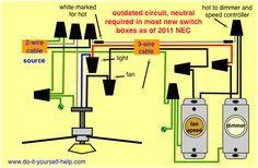 extractor fan wiring diagram   Technology in 2019   Ceiling fan wiring, Bathroom fan light