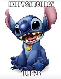 Art Disney, Disney Kunst, Disney Movies, Disney Pixar, Lelo And Stitch, Lilo Y Stitch, Cute Stitch, 626 Stitch, Disney Drawings