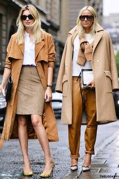 Timeless Camel Coats