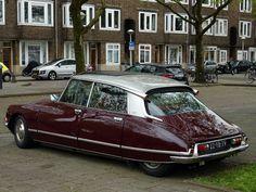 Citroën DS 23 injection 1973 | nr3655