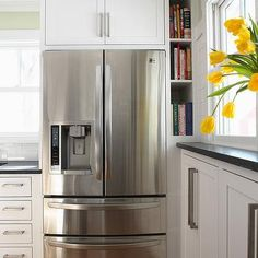 building shelves over refrigerator - Google Search